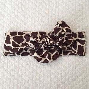 Other - HEADWRAP BOW BABY TODDLER OR ADULT